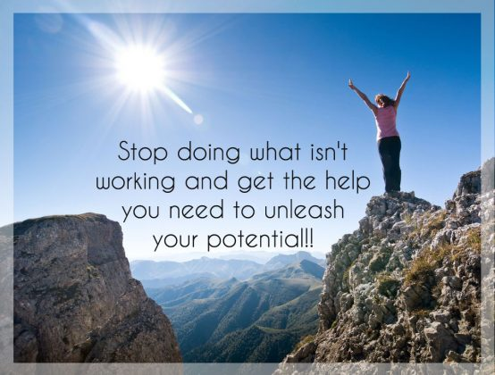 unleash your potential in recovery