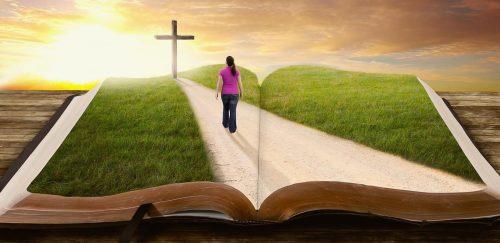 path walking on bible